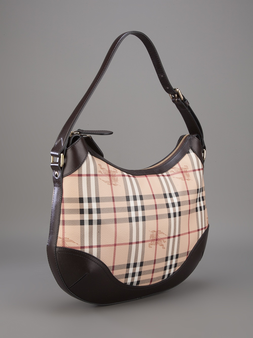 Burberry Datchet Tote in Brown (Natural)