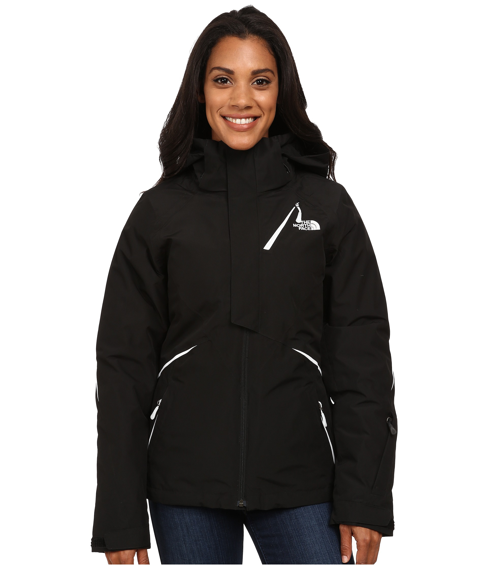 4f4a31e45834 ... new zealand lyst the north face kira triclimate jacket in black 494c6  19c6e ...