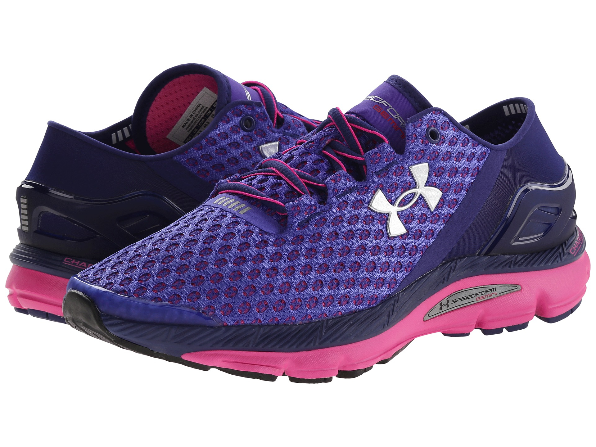 los angeles a9bd0 69f97 Women's Purple Ua Speedform™ Gemini