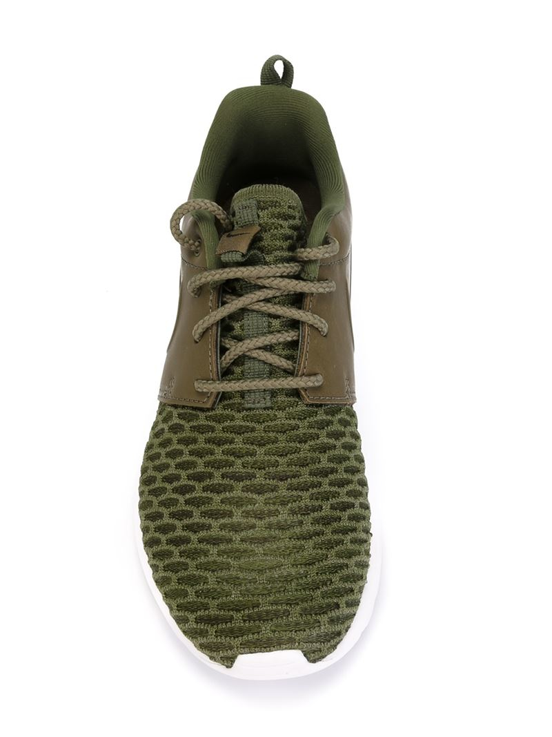 Lyst - Nike  Roshe Nm Flyknit Premium  Sneakers in Brown for Men 8080313c0