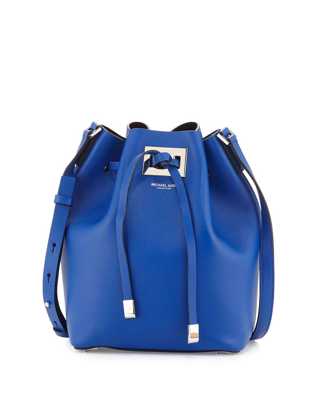 See Michael By Michael Kors Miranda See Bucket Bags