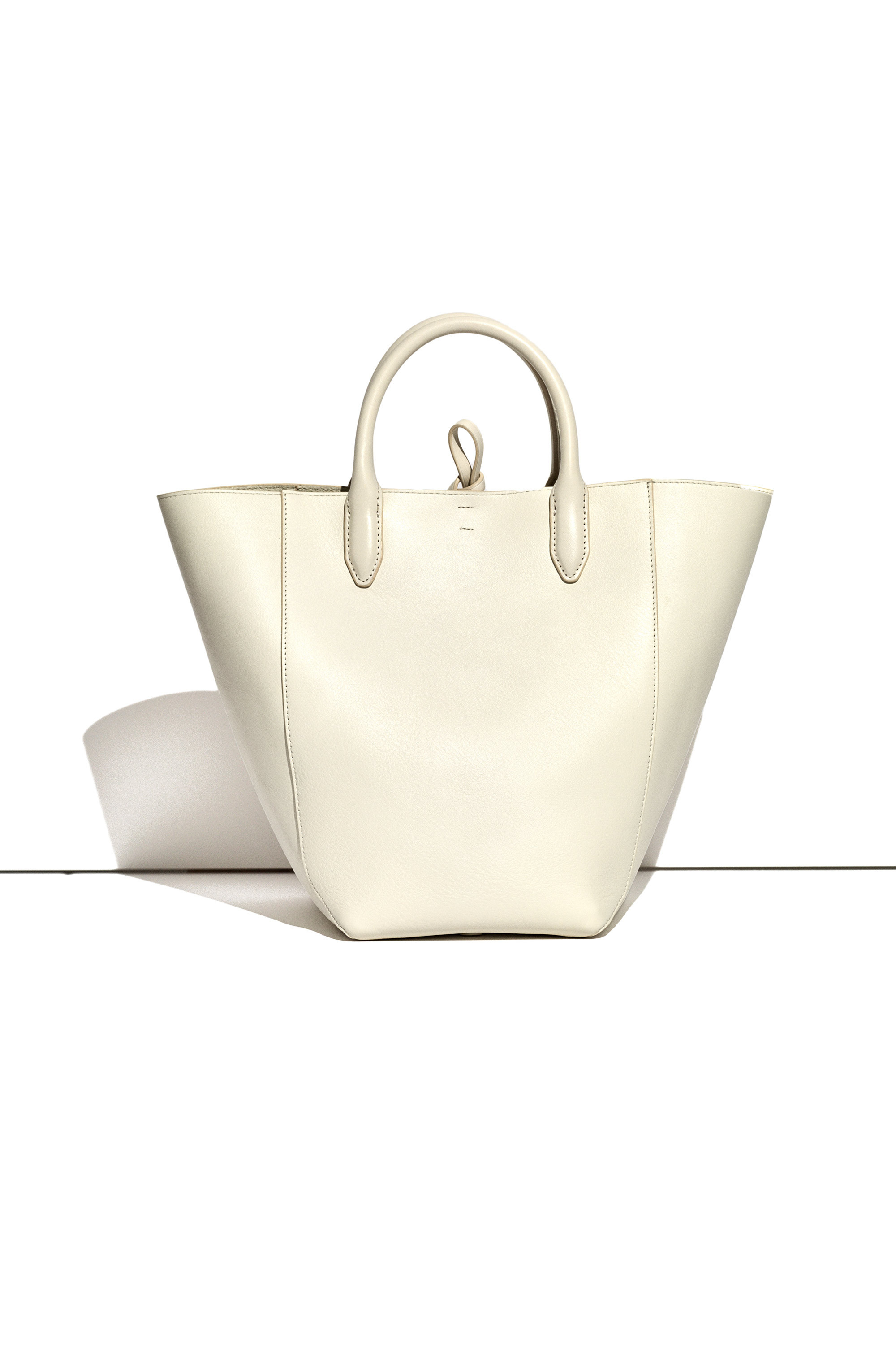 3.1 Phillip Lim Bianca Small Tote in White