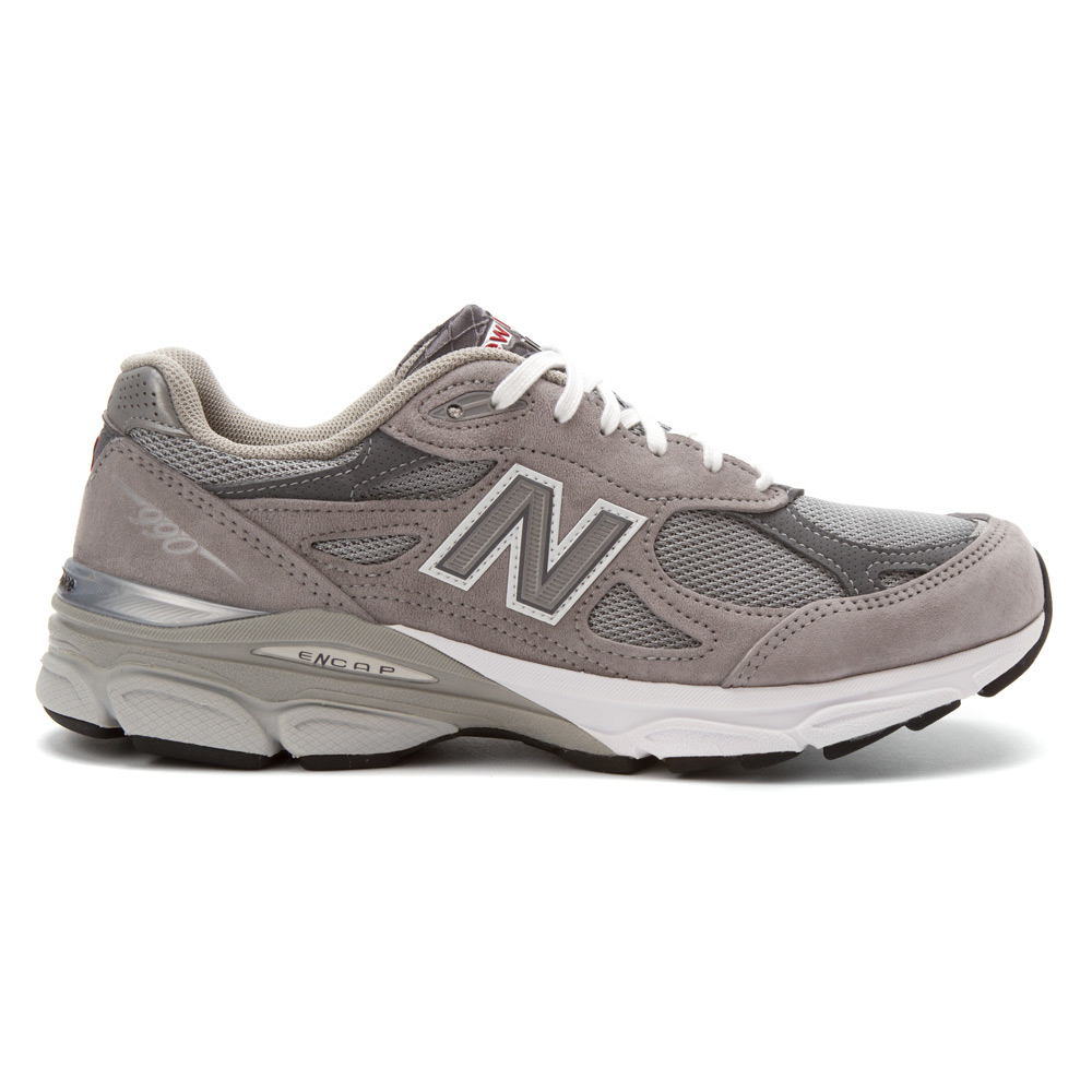 New Balance Grey Running Shoes