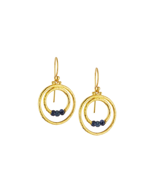 Gurhan 22k Topkapi Double-Drop Earrings hvfywIEib0
