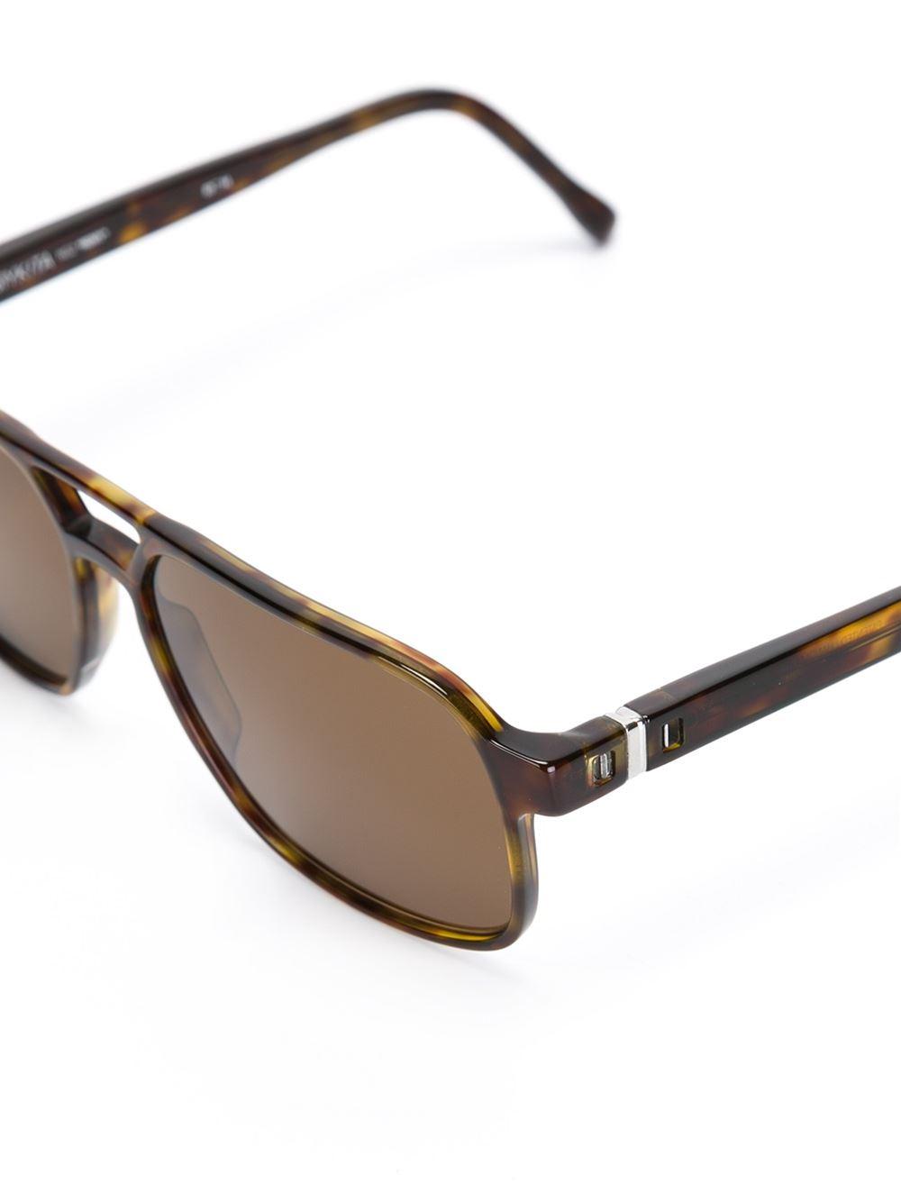 Mykita 'remy' Sunglasses in Brown