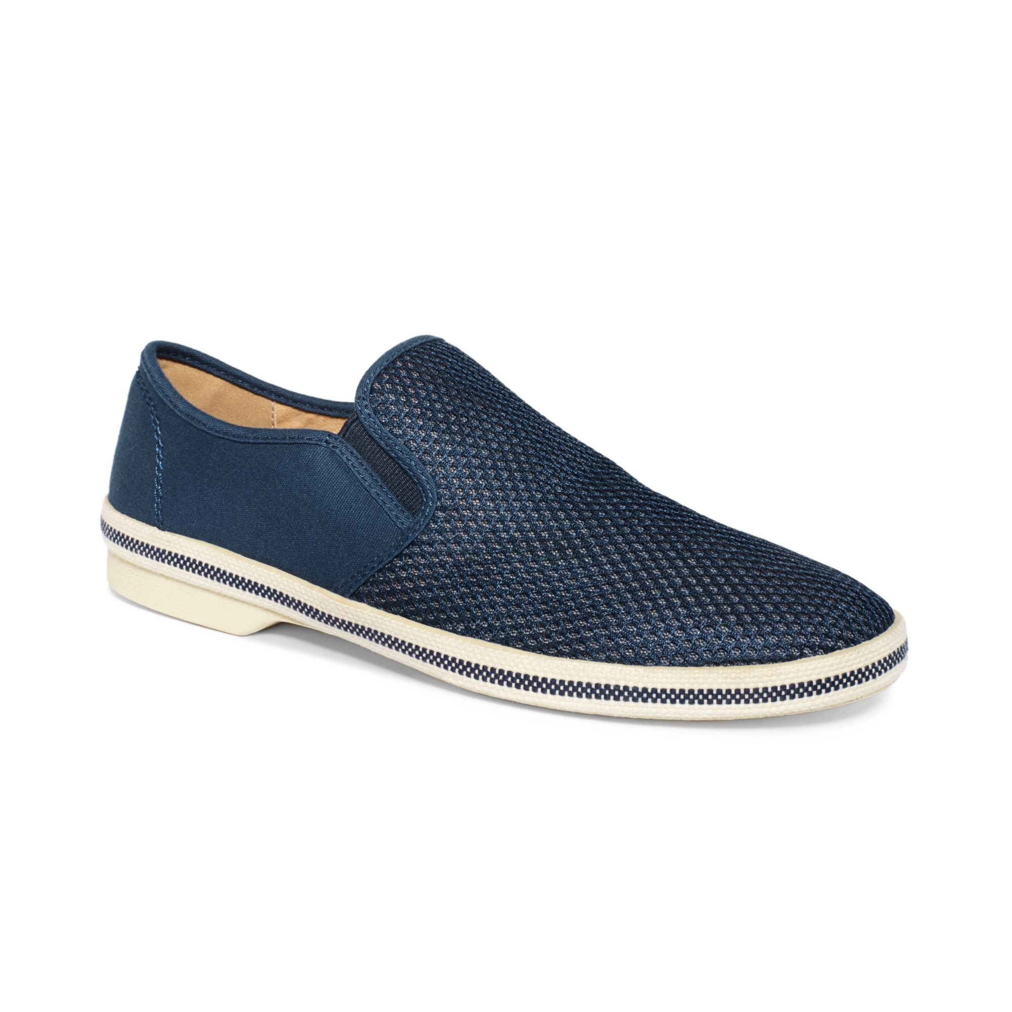 S Inspired Navy Suede Shoes