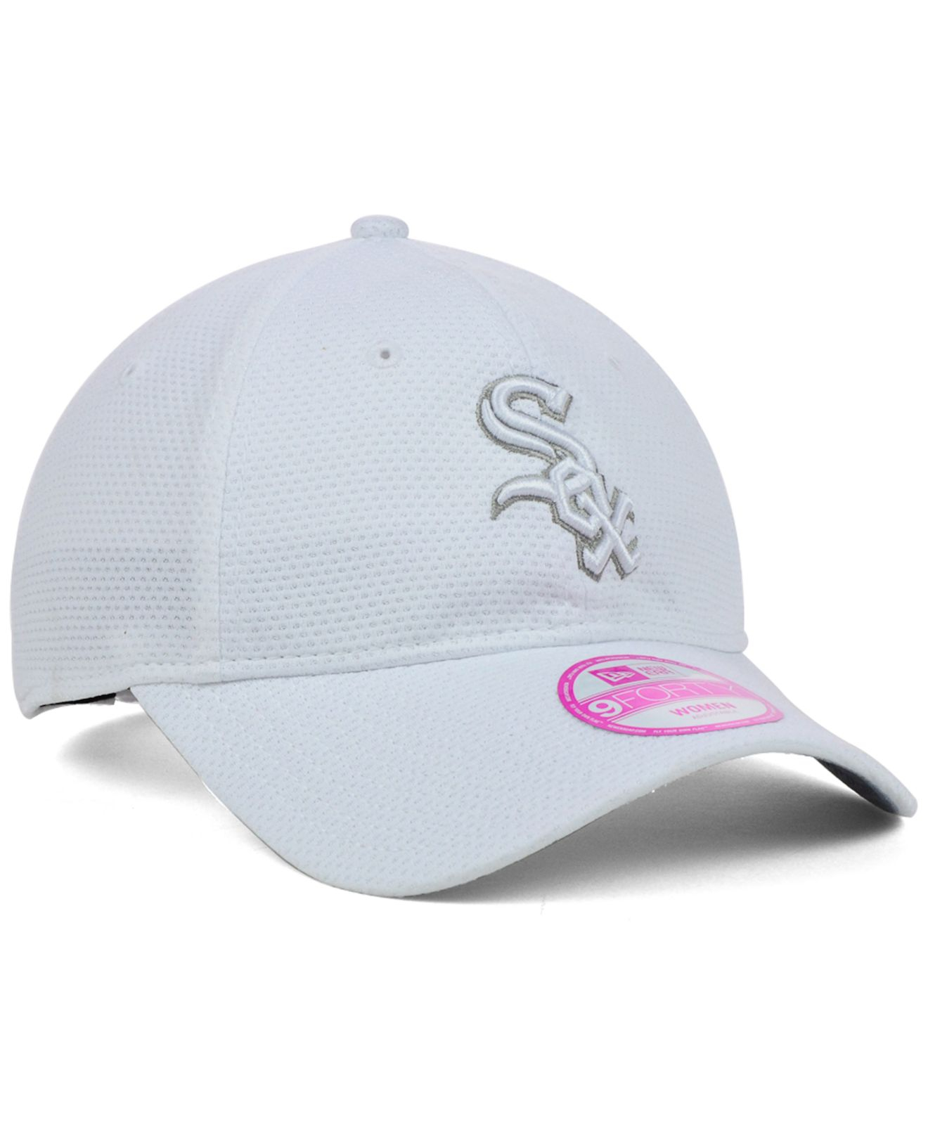 ff9ce5f812b45 promo code for lyst ktz womens chicago white sox 2014 tech essential 9forty  cap 1b8e6 b4a1a