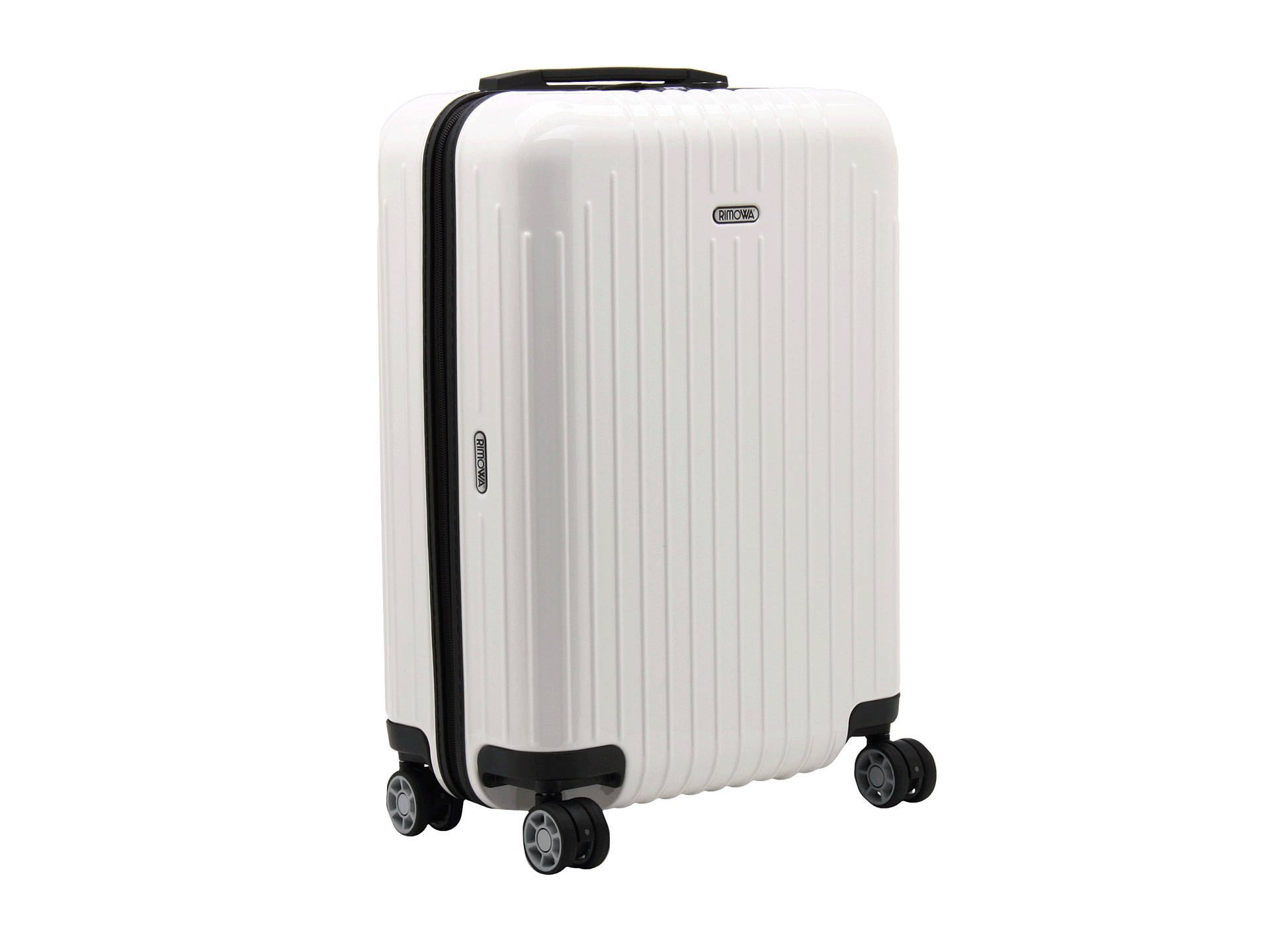 rimowa salsa air ultralight cabin multiwheel in white lyst. Black Bedroom Furniture Sets. Home Design Ideas
