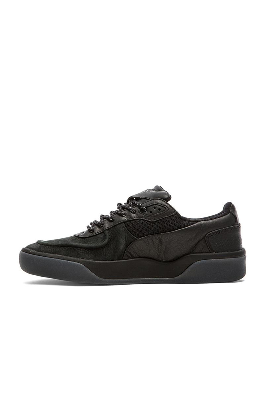 a86c0fb9636ebe Lyst - Alexander McQueen X Puma Brace Lo Sneakers in Black for Men