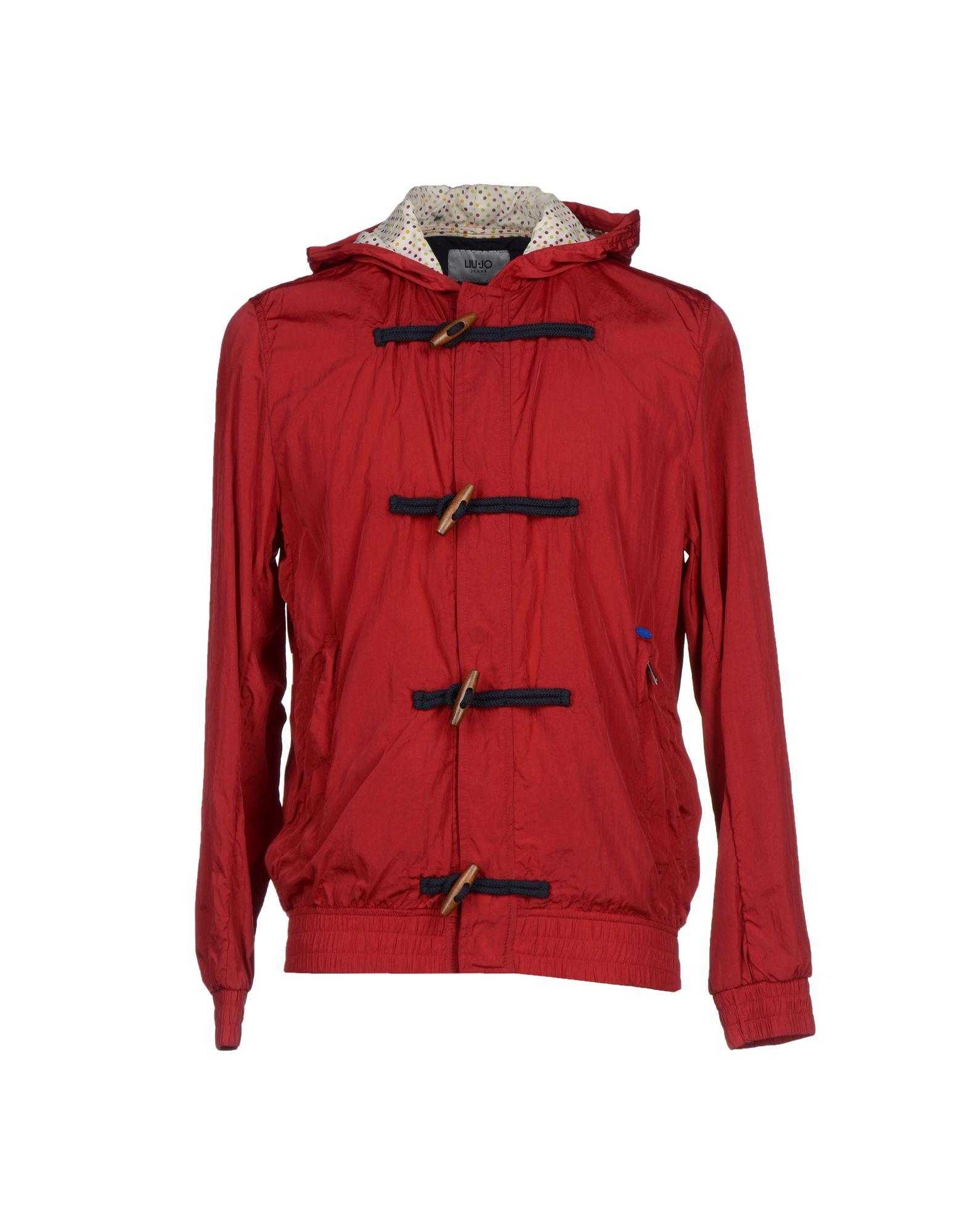 Liu Jo Jacket In Purple For Men Lyst