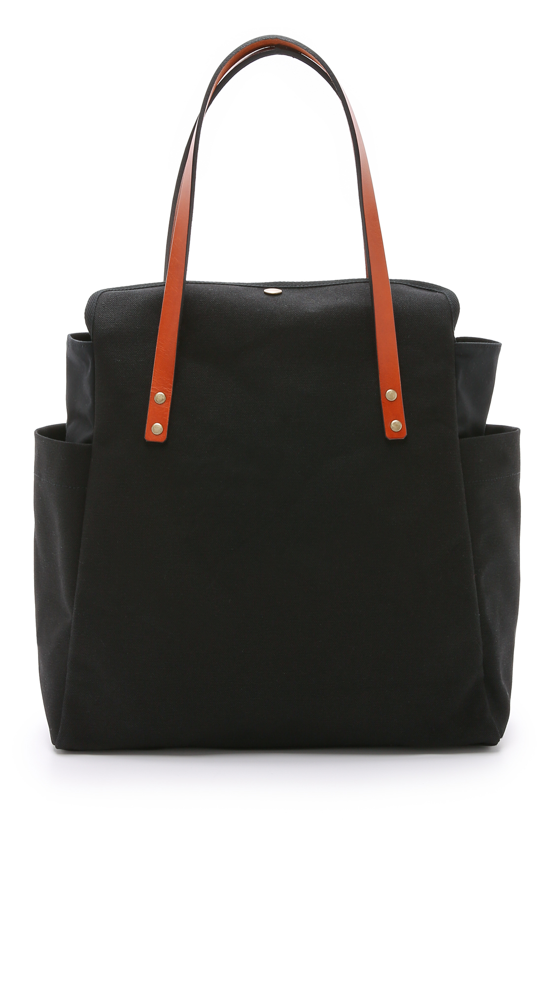 Lyst Southern Field Industries Waxed Canvas Px Tote In