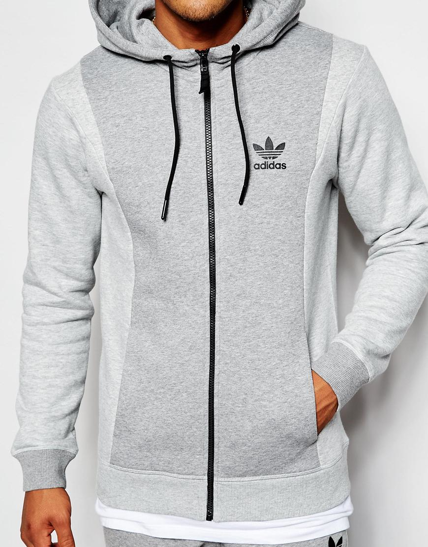 Adidas zip up hoodies