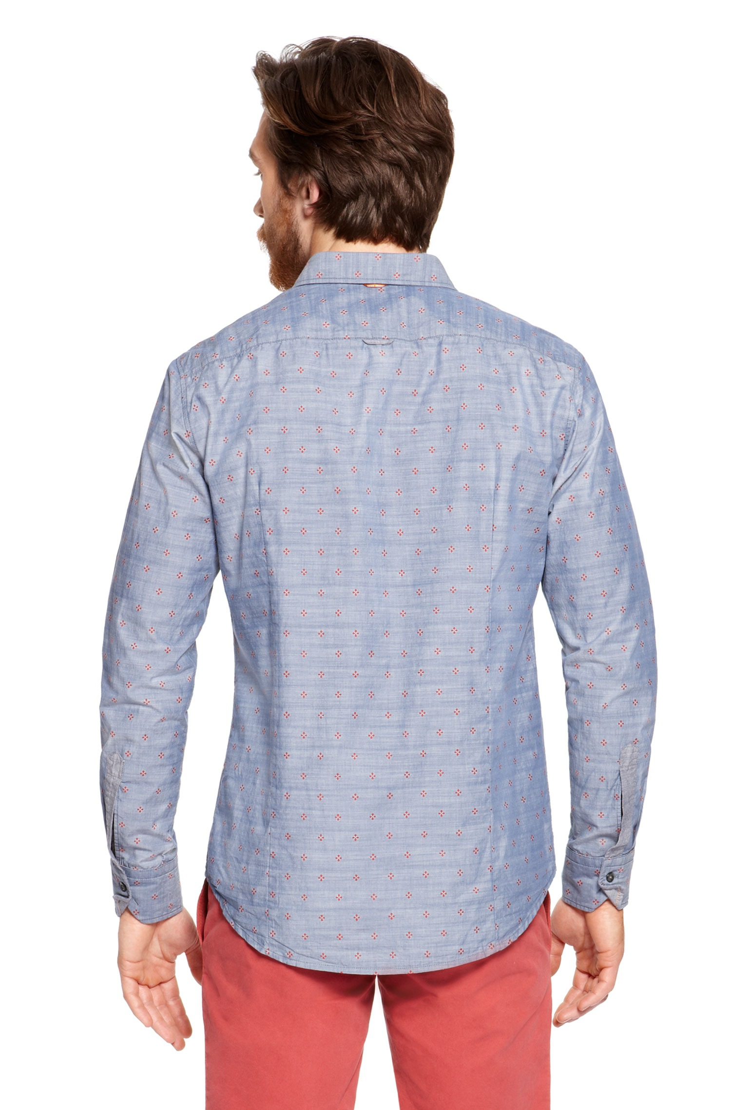 hugo boss orange long sleeved cieloebue shirt teduh hostel