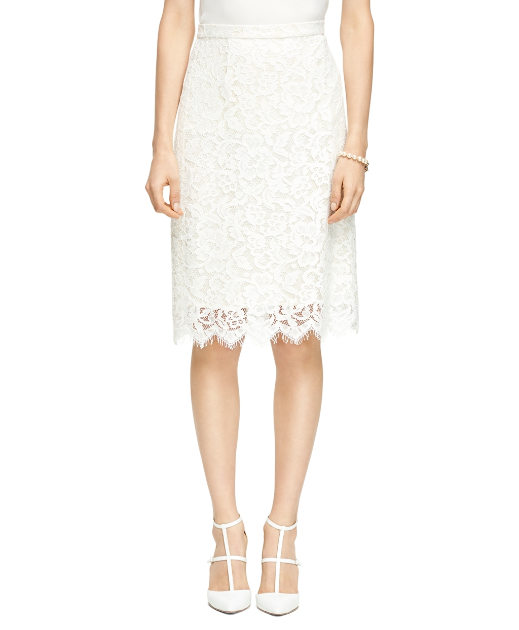 Best prices on White lace skirts in Women's Skirts online. Visit Bizrate to find the best deals on top brands. Read reviews on Clothing & Accessories merchants and buy with confidence.