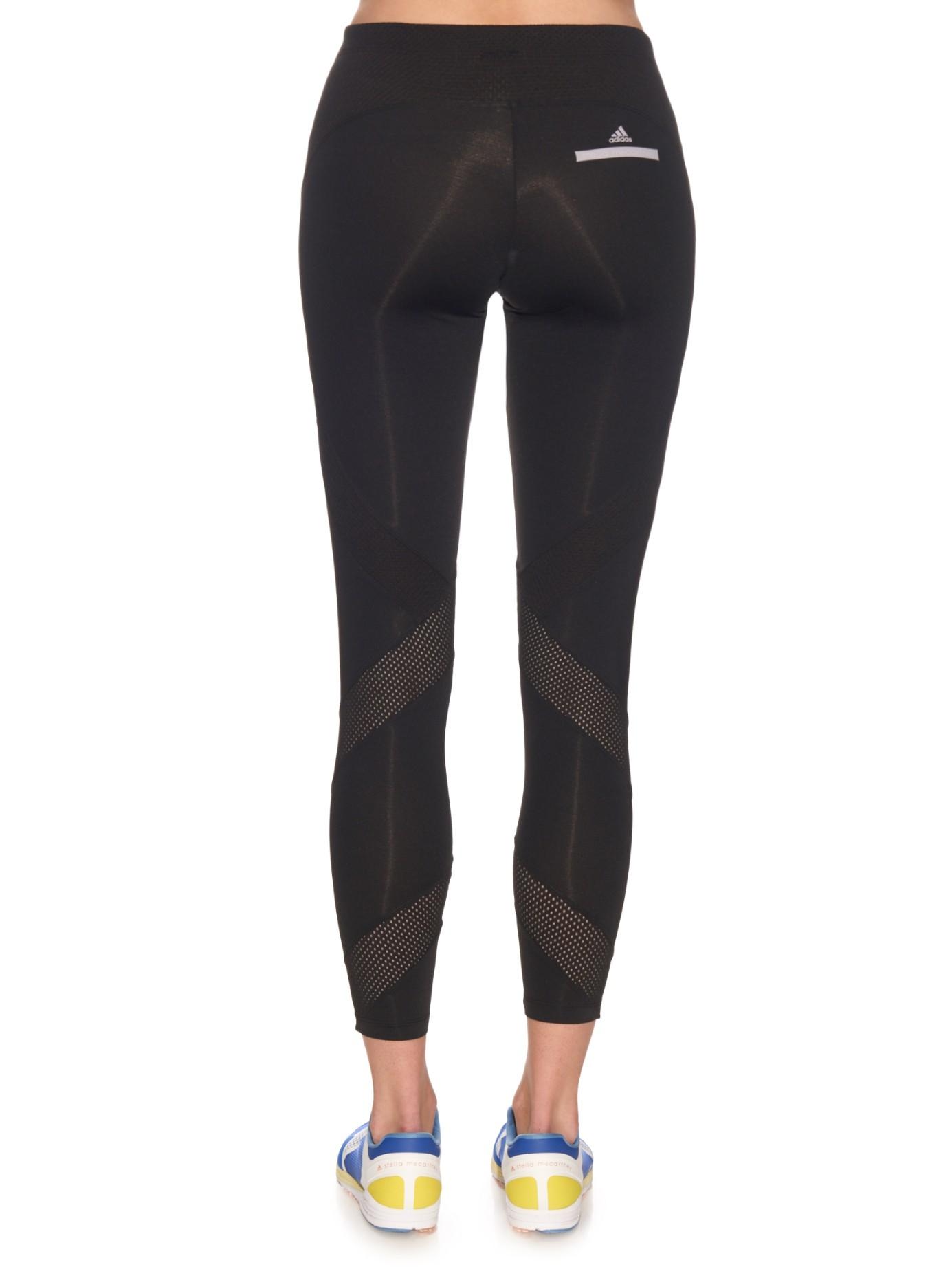 Mesh Stella Adidas Performance Panel Cropped By Mccartney Lyst w7IE1q8x1