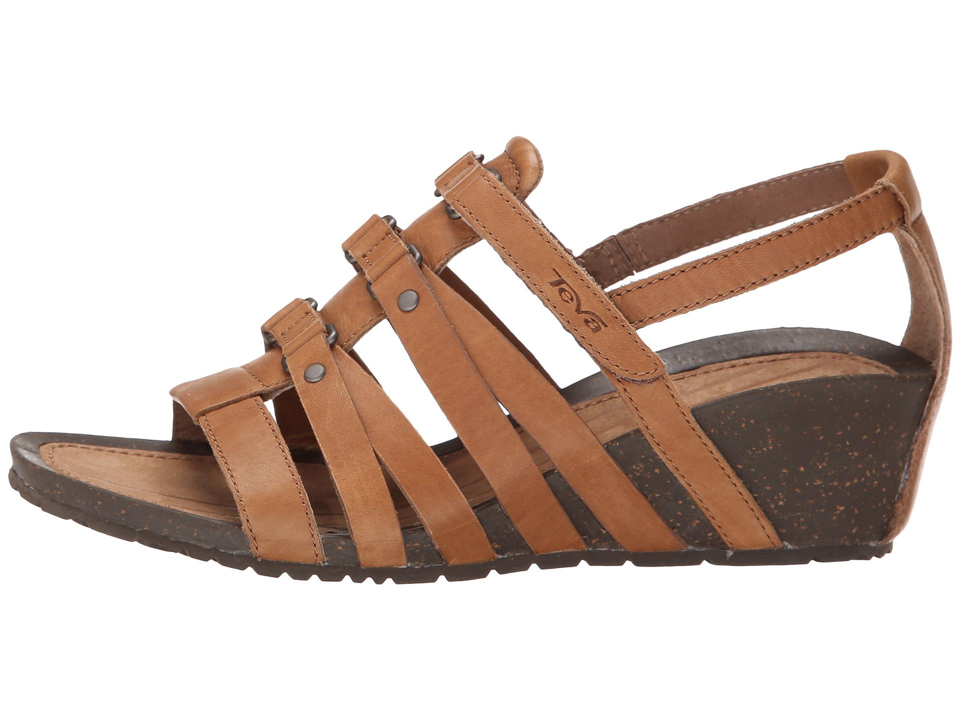 Lyst Teva Cabrillo Sandal In Brown