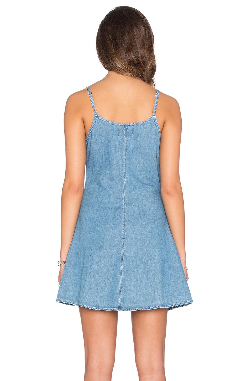 2c36f06e00 Lyst - MINKPINK Rodeo League Wrap Dress in Blue