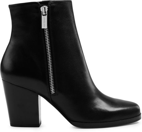 Michael Kors Boots uk Boot in Black Michael Kors