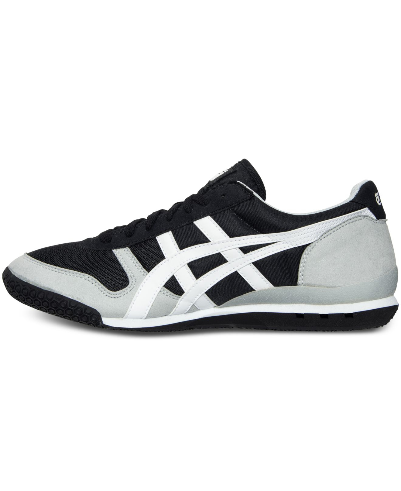 low priced ede71 cfcfa Asics White Men's Onitsuka Tiger Ultimate 81 Casual Sneakers From Finish  Line for men