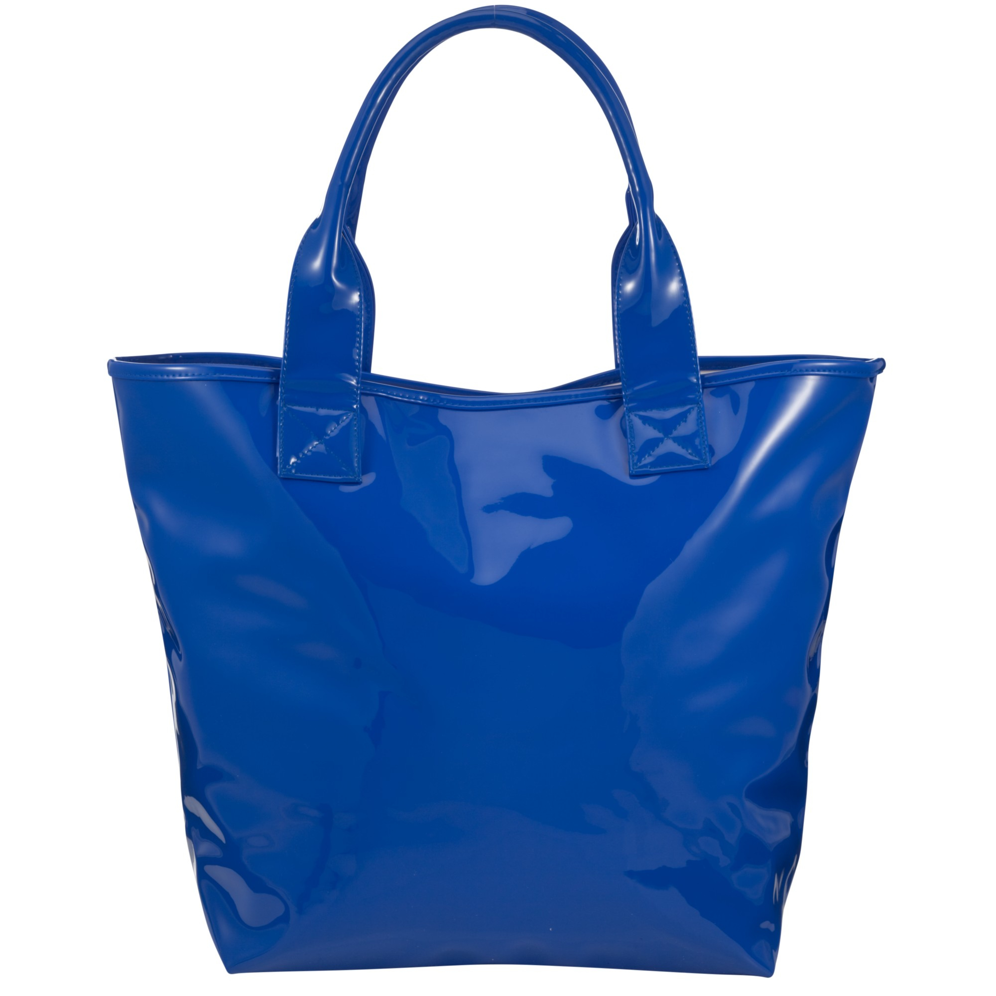 Seafolly Carried Away Hit The Beach Tote in Blue