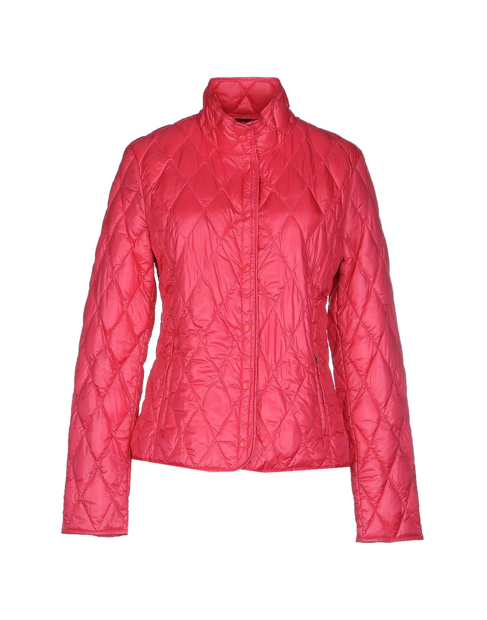 Bpd be proud of this dress Down Jacket in Red