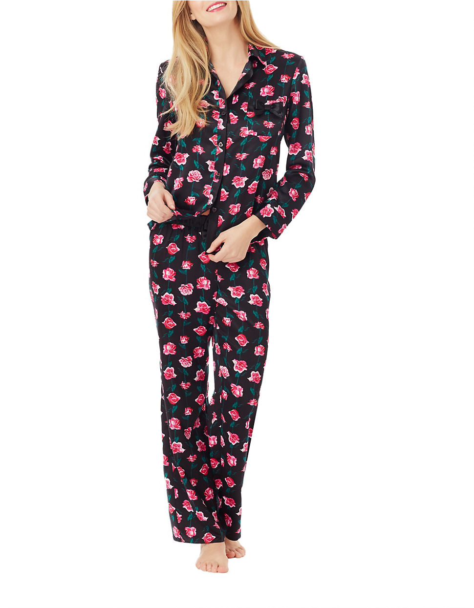 Enjoy free shipping and easy returns every day at Kohl's. Find great deals on Womens Black Pajama Bottoms at Kohl's today!