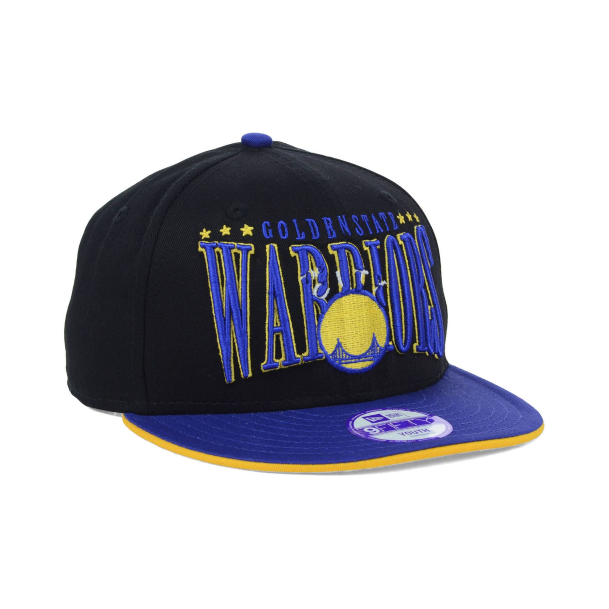 buy online 6c270 9bc32 ... new era nba jock tag 9fifty snapback cap 39b33 5a792  where can i buy  lyst ktz kids golden state warriors hardwood classics 9fifty b8e0a dcf14