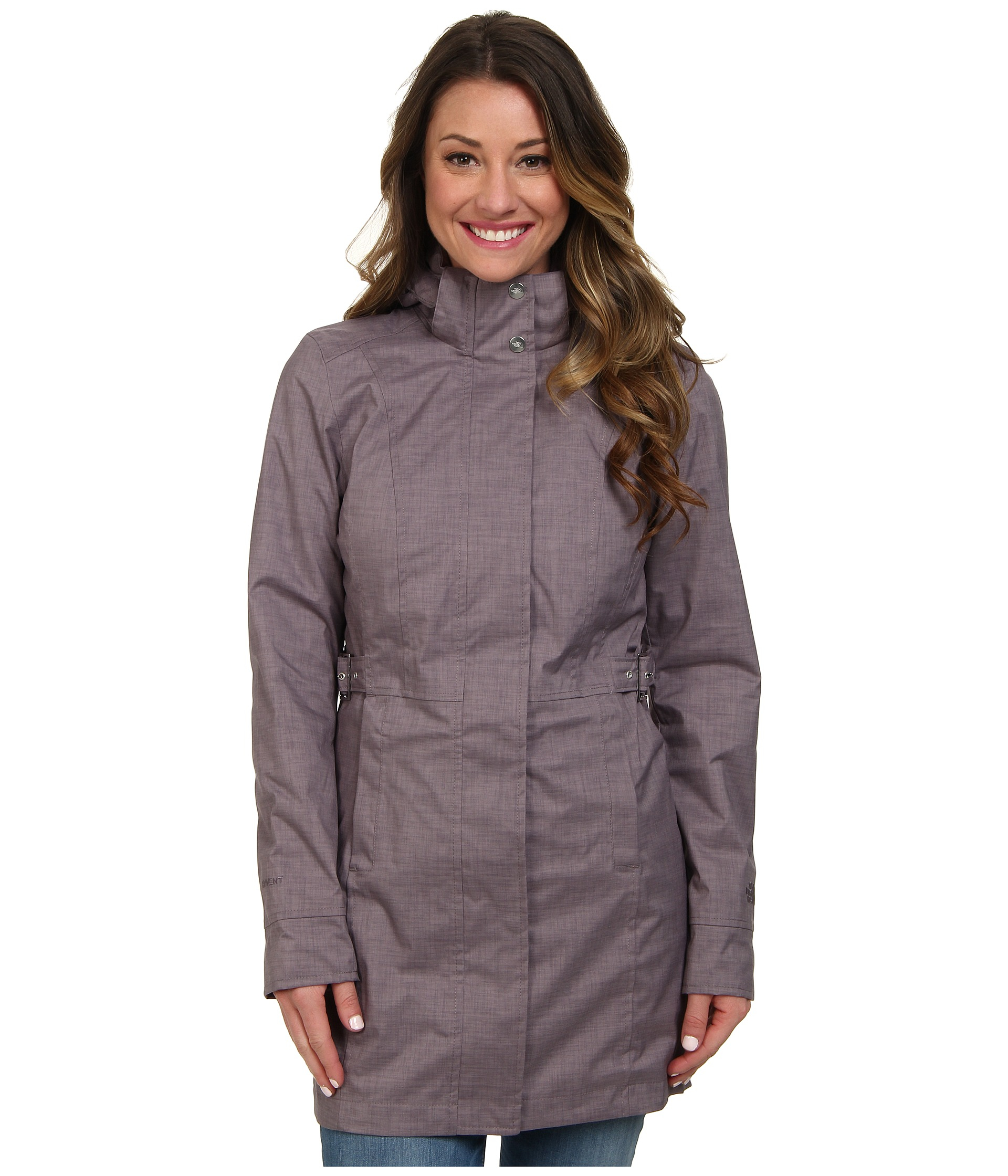 best selection of 2019 new & pre-owned designer detailed look The North Face Gray Laney Trench