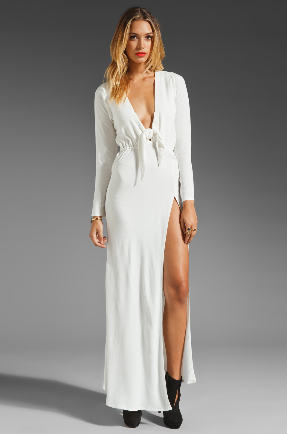 Lyst - Stone Cold Fox Desire Gown in White