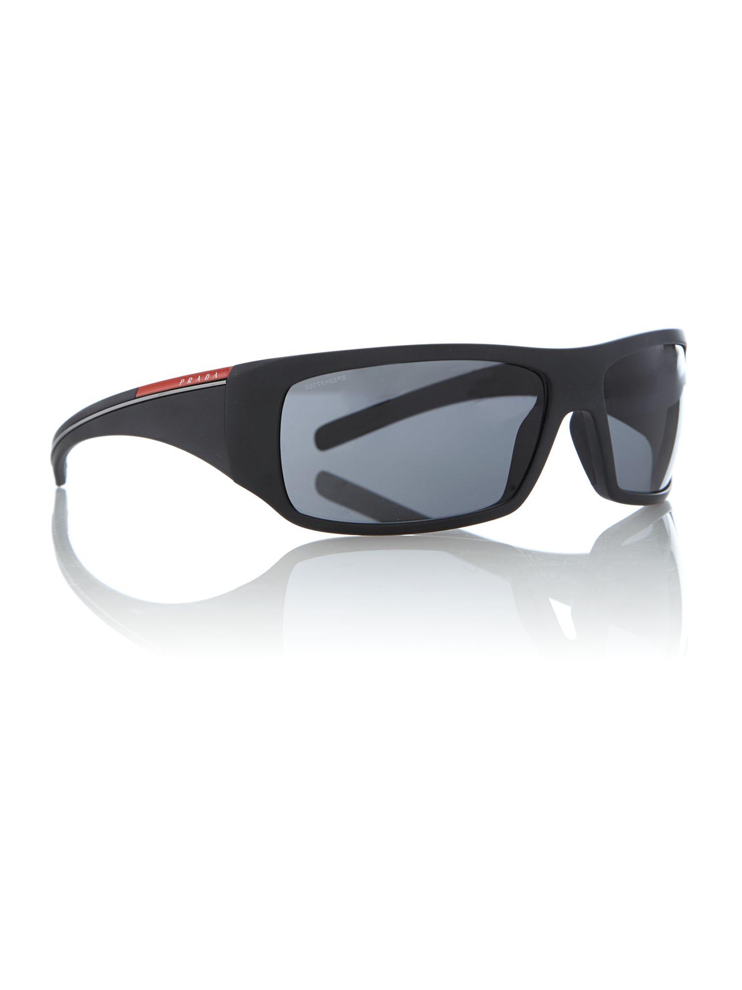 8cfc06cd19515 Prada Linea Rossa Sunglasses Mens
