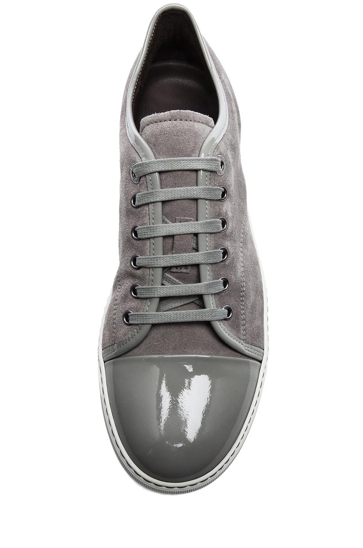 low top sneakers - Grey Lanvin RtBoY