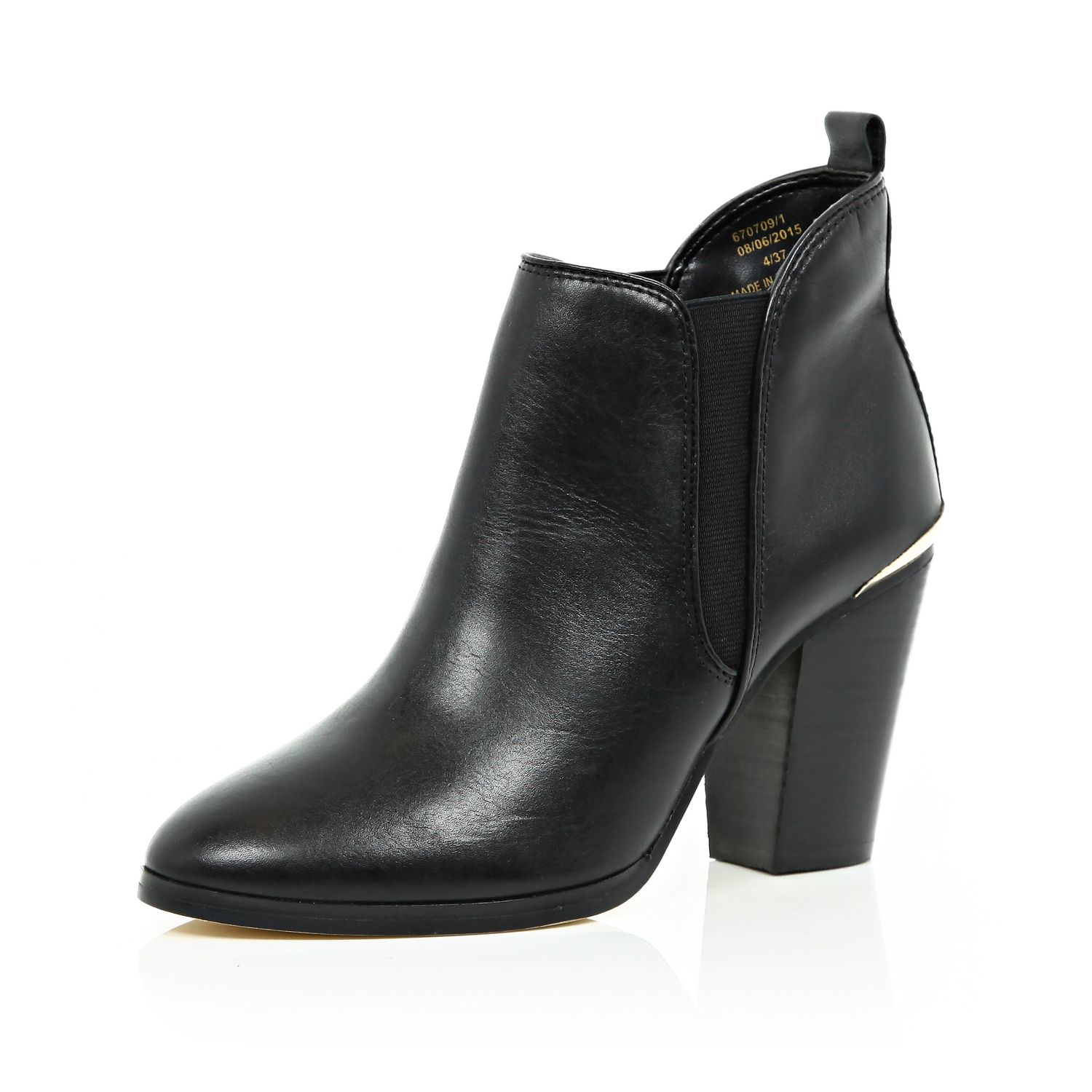ea25514b626d River Island Ankle Booties