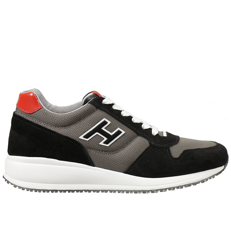 Lyst Hogan H321 Sneakers In Black For Men