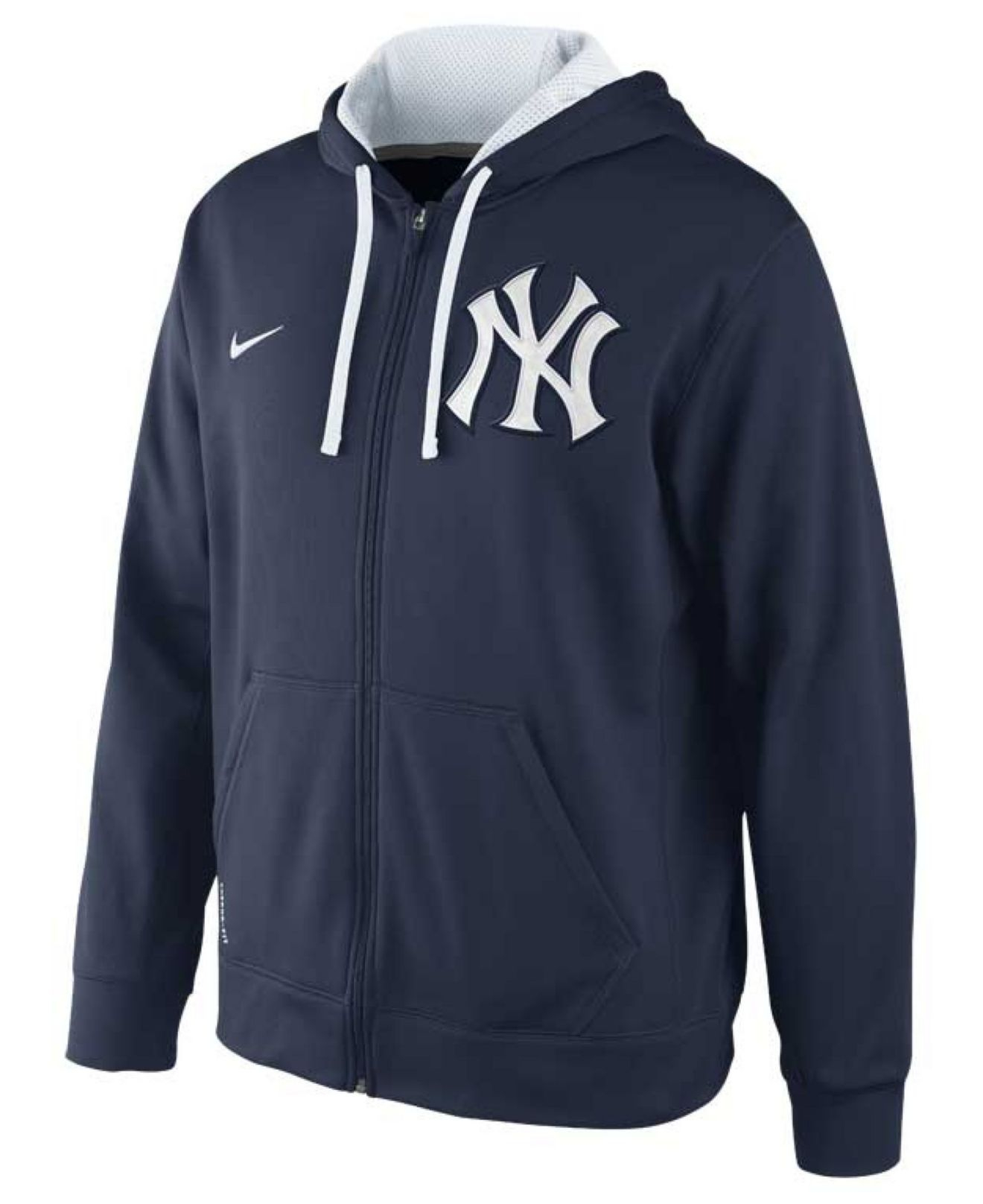 Yankees zip up hoodie
