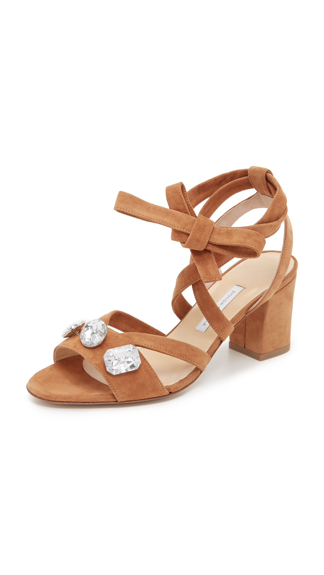 aa84ace72b4ea Lyst - Bionda Castana Ruby City Sandals in Natural