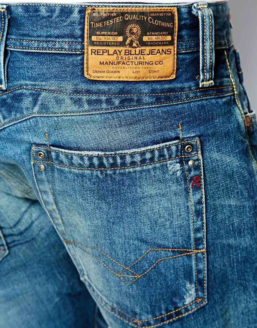 Regular Fit Jeans Men