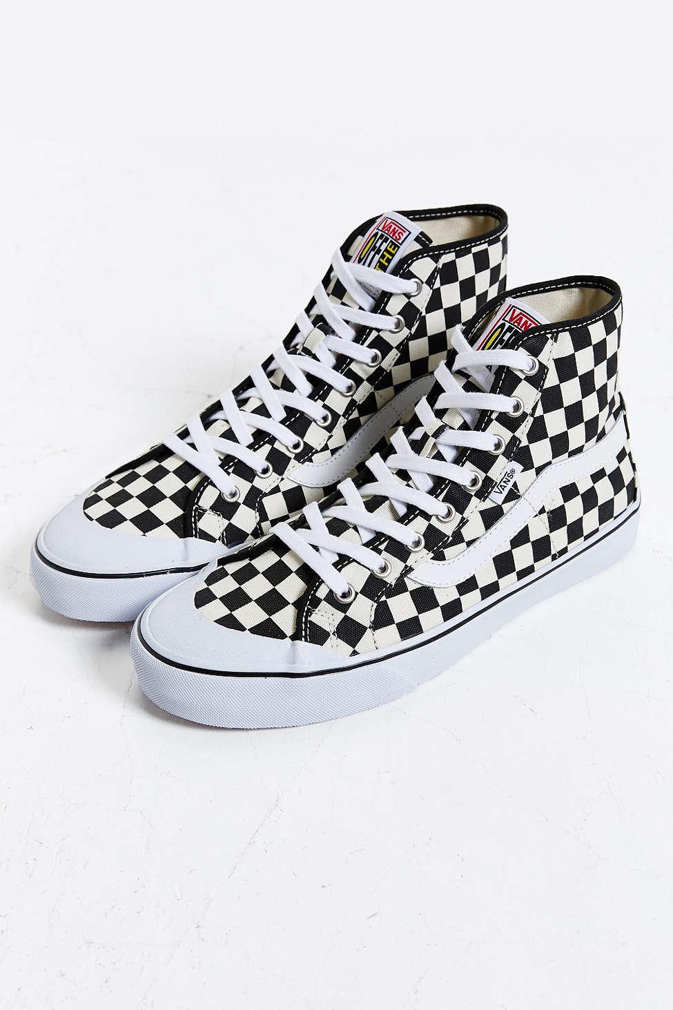 a473bf0868 vans checkerboard high tops