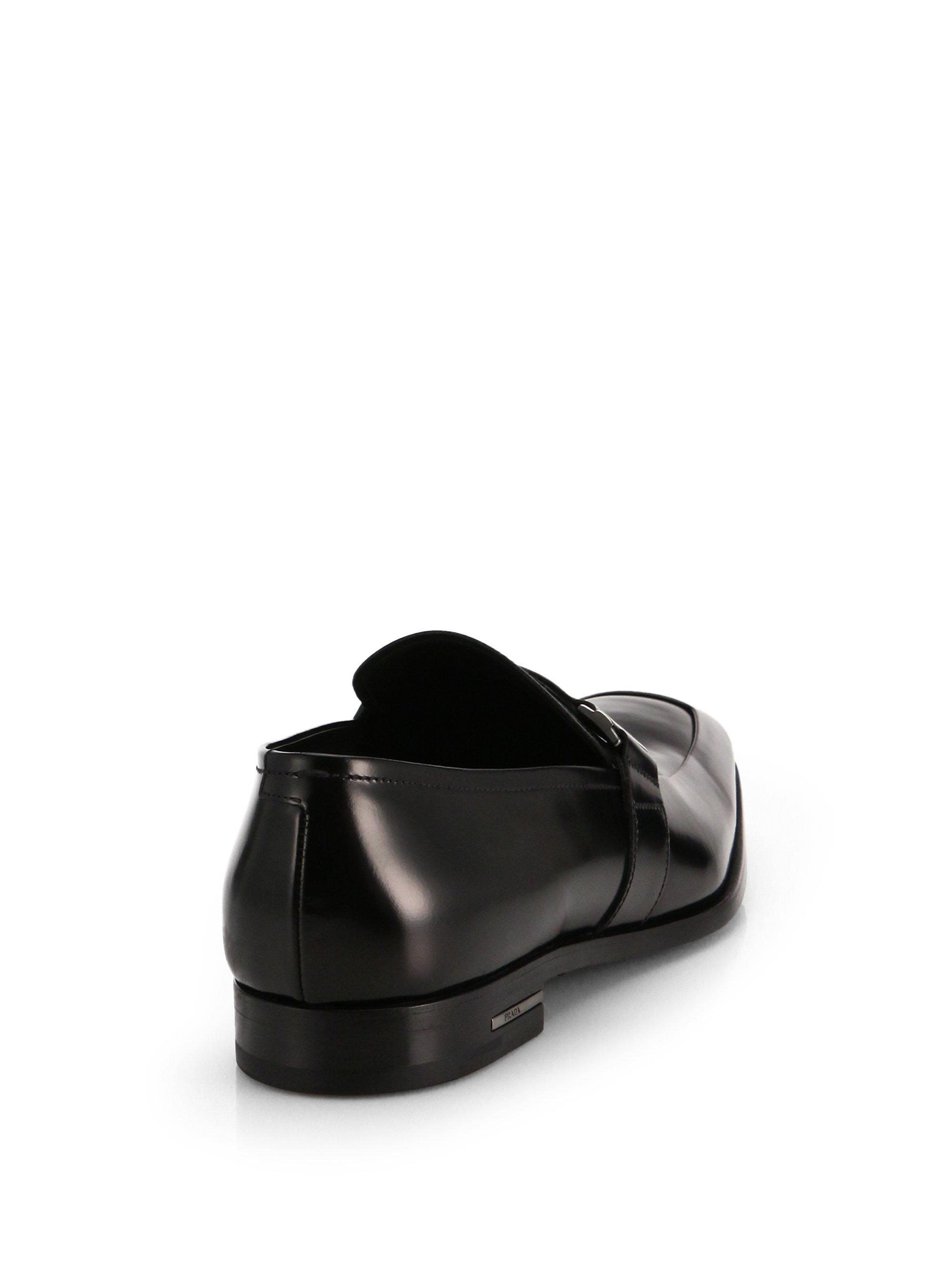 Prada buckle loafers big sale sale online footlocker cheap online Manchester sale online i1RQ4yY
