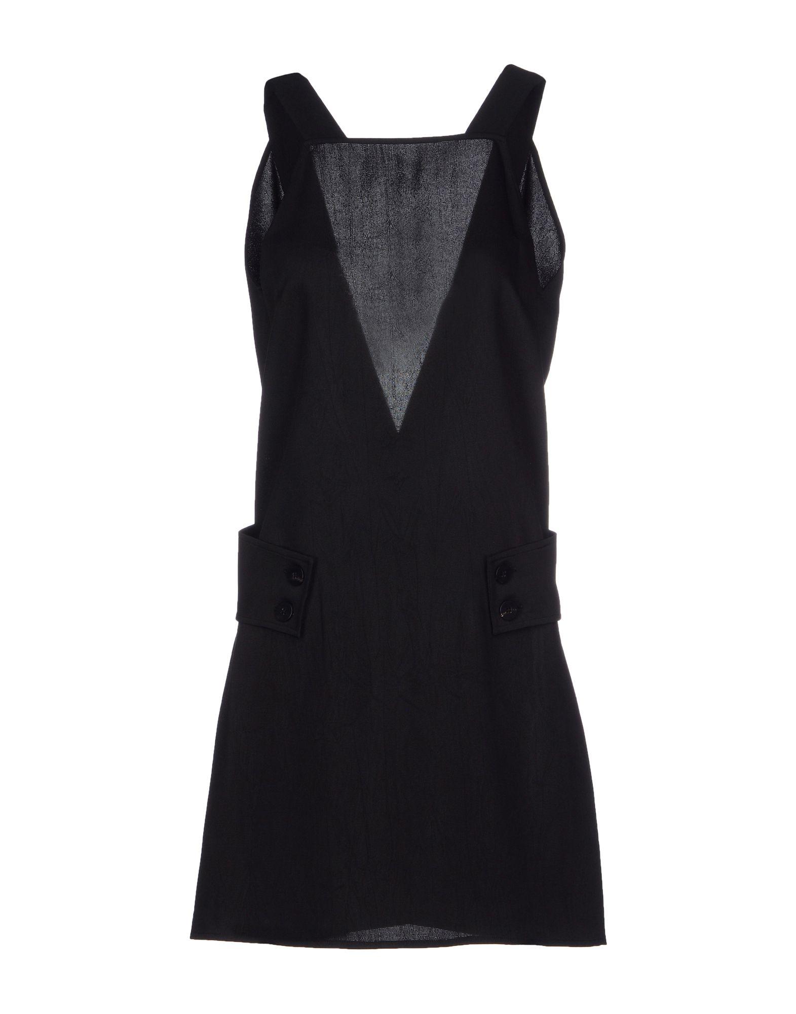 Lyst 10 Crosby Derek Lam Short Dress In Black