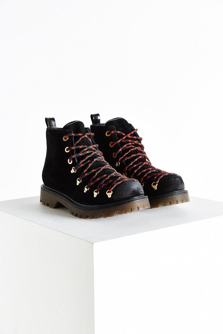 de63b1dc8 Lyst - Circus by Sam Edelman Kane Hiker Boot in Black
