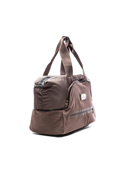 Lyst - adidas By Stella McCartney Iconic Small Bag in Brown 785116499cc8b