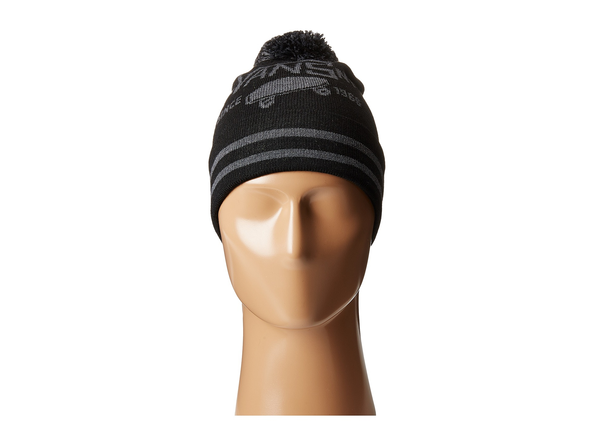 46006cd8ce2 Lyst - Vans Full Patch Pom Beanie in Black for Men