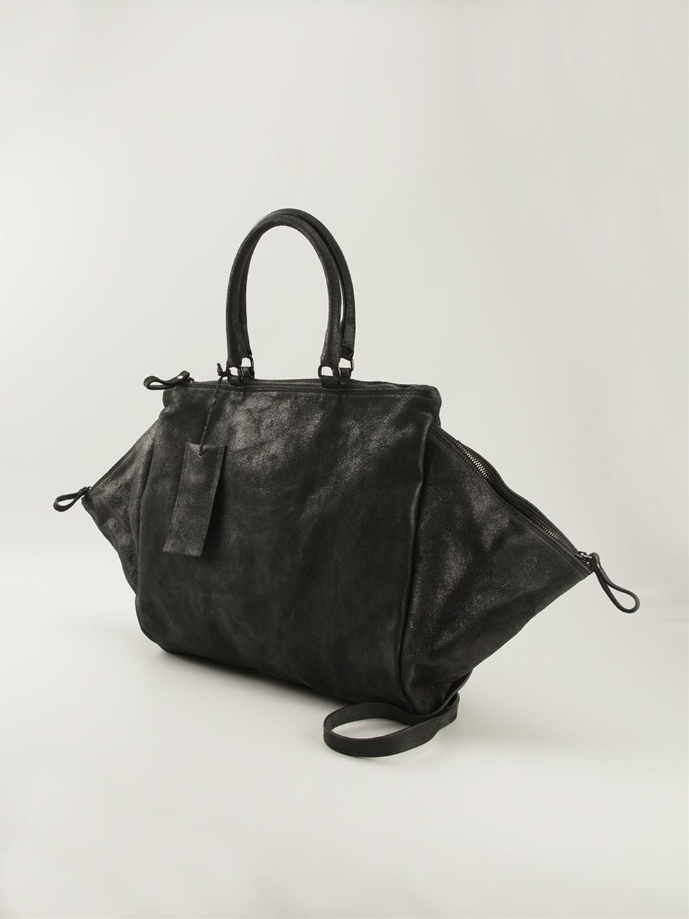 Lyst Mars 232 Ll Oversized Tote Bag In Black