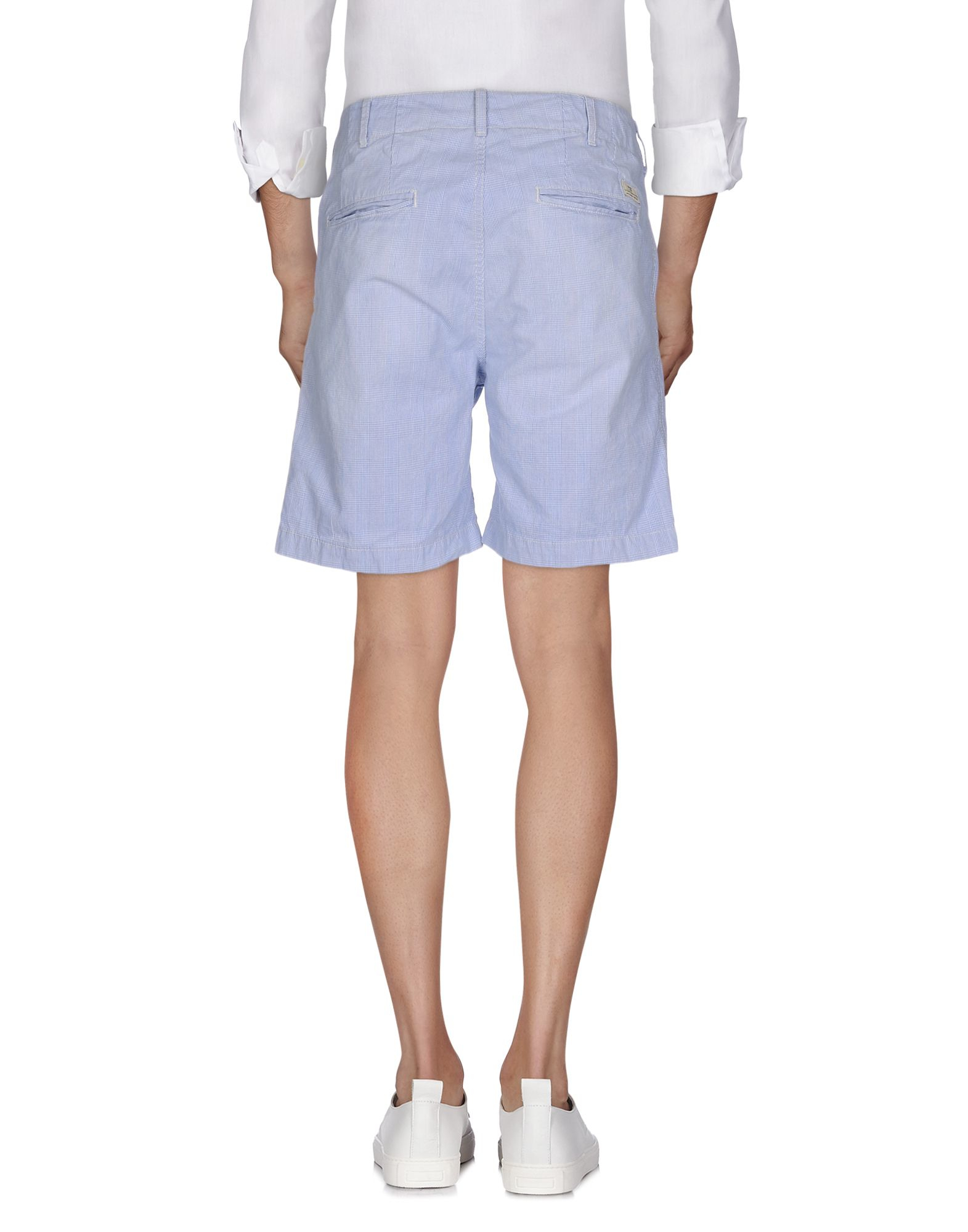 Scotch & soda Bermuda Shorts in Blue for Men
