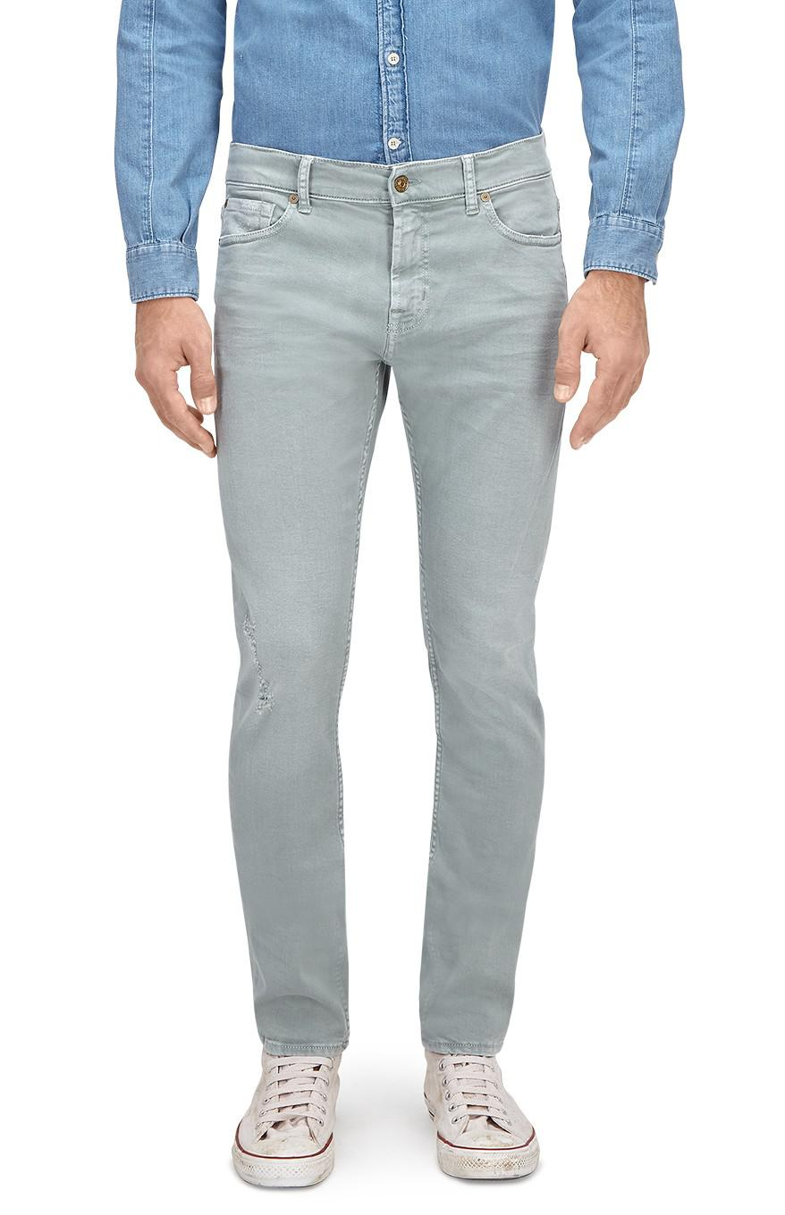 7 For All Mankind Ronnie American Vintage Fever Tree in Green for Men