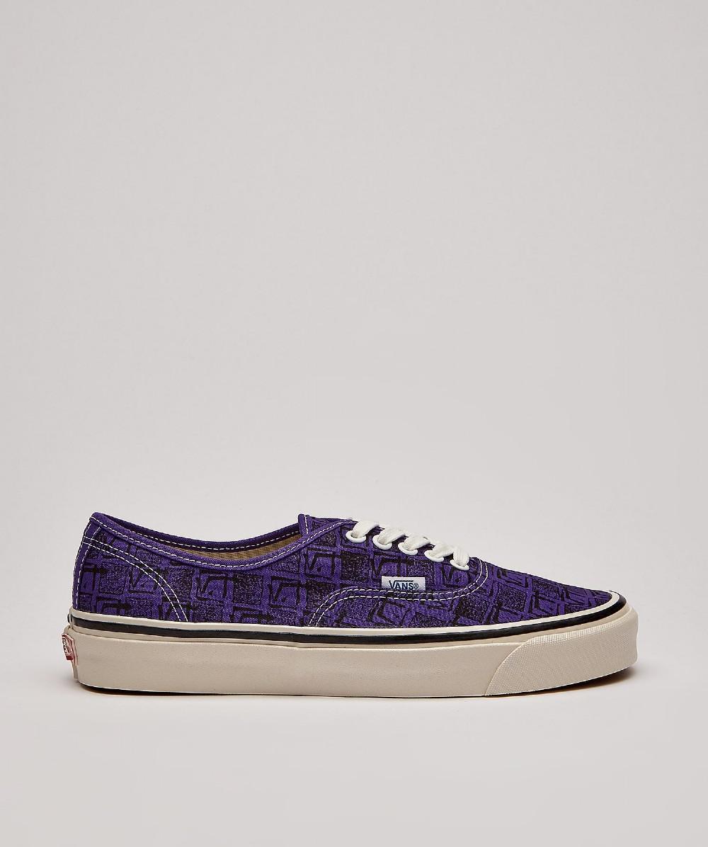 Vans Anaheim Authentic 44 Dx Trainer in Purple for Men - Lyst 52686f72e38d