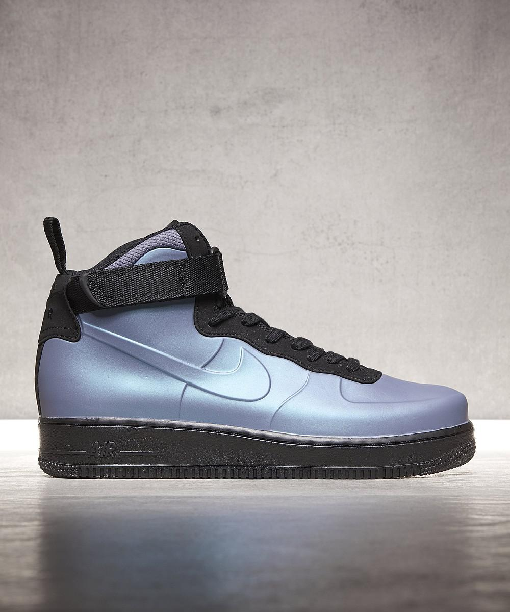 2aa9217ca5b ... amazon nike. mens black air force 1 foamposite cupsole trainer bf3a5  8be85 ...