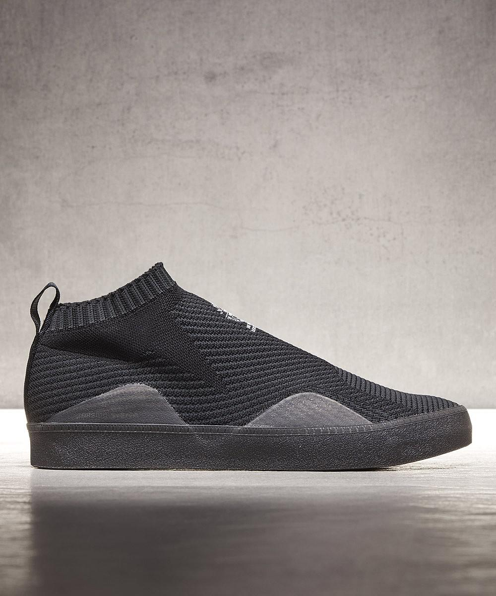 new concept 911da a9d55 adidas. Mens Black 3st.002 Trainer