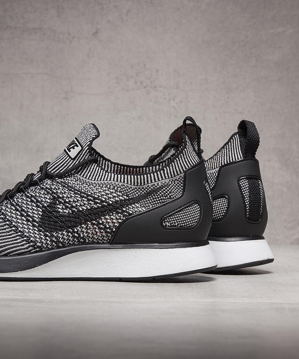 5f06affc43d6 Lyst - Nike Air Zoom Mariah Flyknit Racer Trainer in Gray for Men