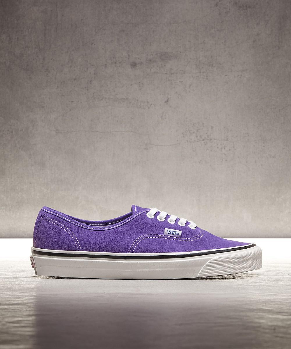 Lyst - Vans Anaheim Authentic 44 Dx Suede Og Trainer in Purple for Men 8e4b55d7a
